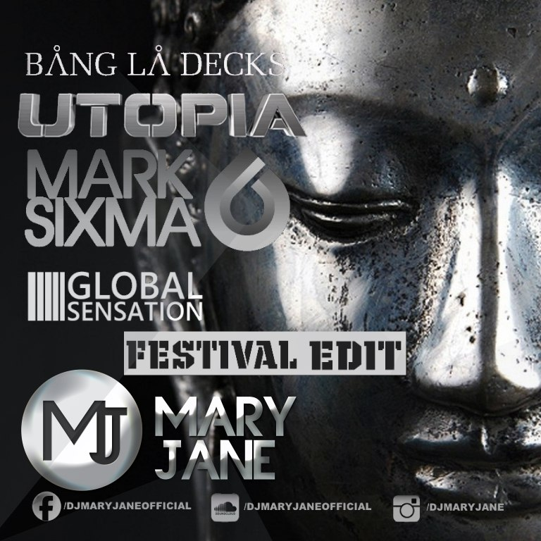 скачать Bang La Decks - Utopia 2013 EvropaPlus mp3 бесплатно